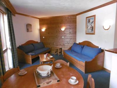 Location au ski Appartement 3 pièces cabine 6 personnes (521) - Residence L'athamante - Valmorel