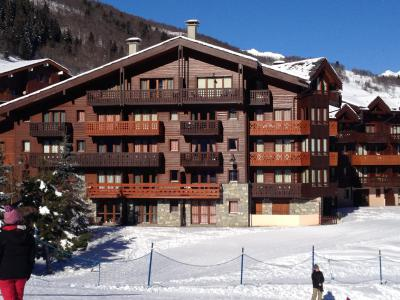 Location au ski Residence L'athamante - Valmorel