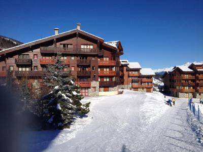 Location au ski Residence L'athamante - Valmorel