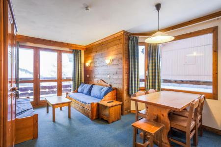 Location au ski Appartement 2 pièces 4 personnes (006) - Résidence l'Athamante - Valmorel - Séjour
