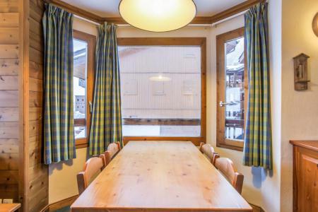 Location au ski Appartement 2 pièces 4 personnes (006) - Résidence l'Athamante - Valmorel - Table