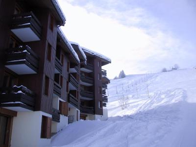 Location au ski Residence L'orgentil - Valmorel