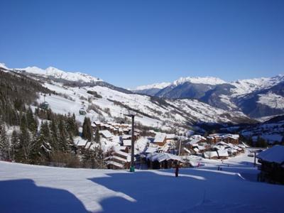 Location au ski Appartement 2 pièces mezzanine 6 personnes (047) - Résidence l'Orgentil - Valmorel