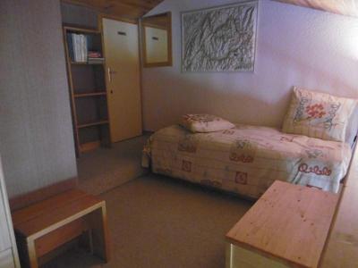 Location au ski Appartement 3 pièces mezzanine 6 personnes (047) - Résidence l'Orgentil - Valmorel - Coin nuit