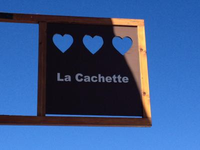 Аренда жилья  : Résidence la Cachette зима