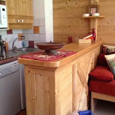 Location au ski Studio 2 personnes (21) - Résidence la Camarine - Valmorel