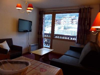 Location au ski Appartement 2 pièces 4 personnes (014) - Résidence la Camarine - Valmorel