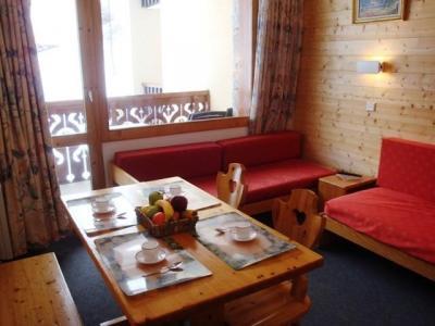 Location au ski Appartement 2 pièces 4 personnes (07T) - Résidence la Camarine - Valmorel - Séjour
