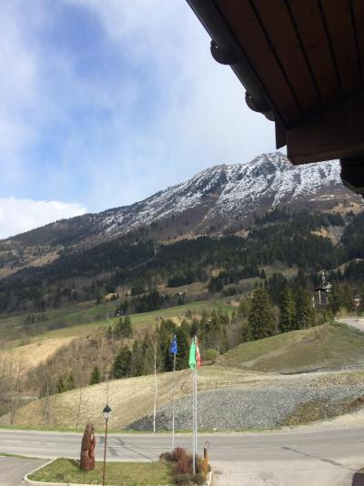Location studio au ski Residence La Camarine