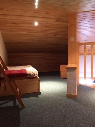 Location au ski Studio 2 personnes (21) - Résidence la Camarine - Valmorel - Séjour