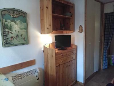 Location au ski Studio 3 personnes (051) - Residence La Camarine - Valmorel - Appartement