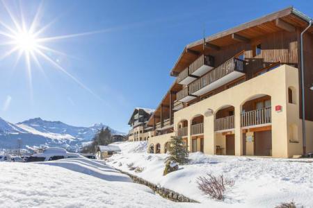 Location Valmorel : Résidence la Duit hiver