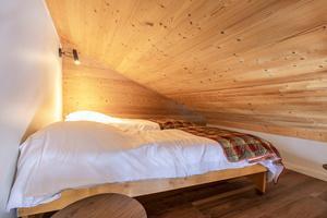 Location au ski Résidence la Duit - Valmorel - Cabine