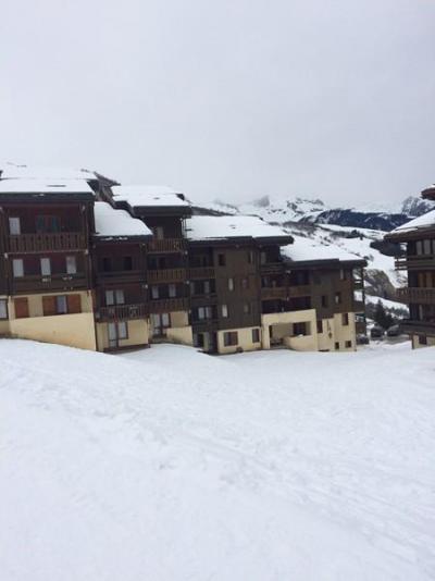 Location au ski Studio 4 personnes (035) - Résidence la Lauzière Dessous - Valmorel