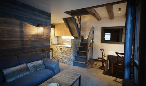 Location au ski Appartement 4 pièces mezzanine 7 personnes (253) - Résidence la Lauzière Dessous - Valmorel