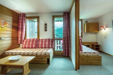 Location au ski Studio 4 personnes (020) - Résidence la Lauzière Dessous - Valmorel