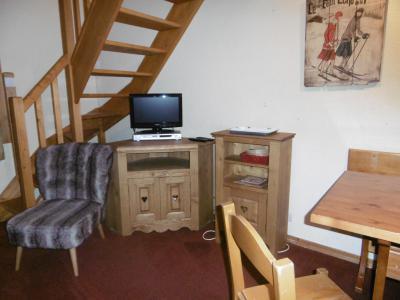 Location au ski Studio 4 personnes (035) - Résidence la Lauzière Dessous - Valmorel - Appartement