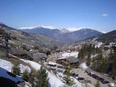 Location au ski Studio cabine 4 personnes (036) - Residence La Roche Combe - Valmorel