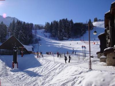 Location au ski Studio 4 personnes (034) - Résidence la Roche Combe - Valmorel