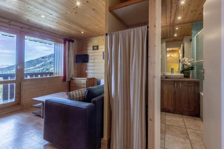 Location au ski Studio 4 personnes (026) - Résidence la Roche Combe - Valmorel - Appartement