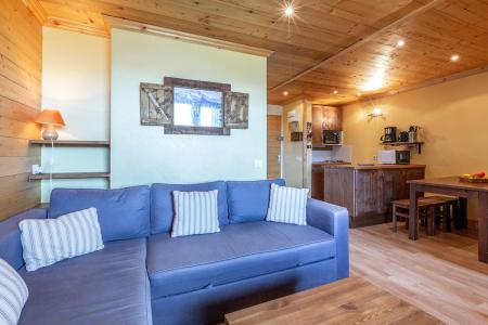 Location au ski Studio 4 personnes (026) - Résidence la Roche Combe - Valmorel - Banquette