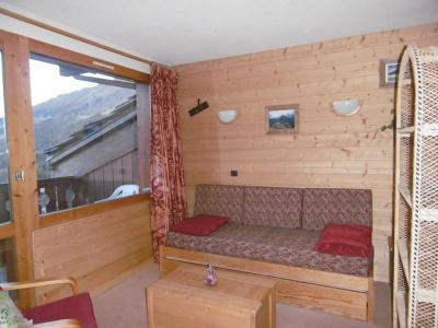 Location au ski Studio 4 personnes (037) - Residence La Roche Combe - Valmorel - Banquette