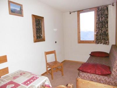 Location au ski Studio 4 personnes (037) - Residence La Roche Combe - Valmorel - Coin séjour