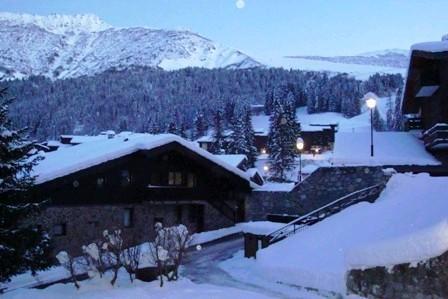 Location Valmorel : Résidence la Ruelle G hiver