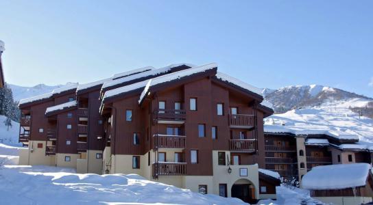 Ski apartment rental Résidence Lauzière-Dessous