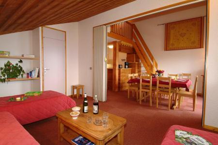 Location au ski Appartement 4 pièces mezzanine 10 personnes (B28) - Résidence le Beauregard - Valmorel
