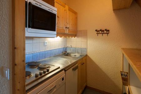 Location au ski Appartement 4 pièces mezzanine 10 personnes (B24) - Résidence le Beauregard - Valmorel - Cuisine