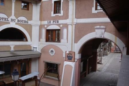 Location au ski Studio 2 personnes (23/2) - Residence Le Bourg Morel G - Valmorel