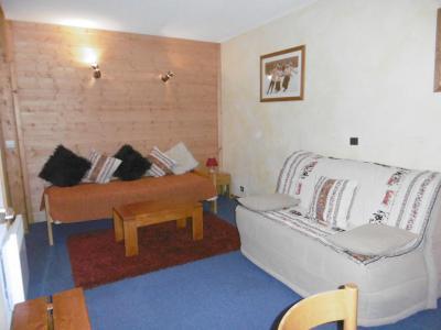 Location au ski Studio 2 personnes (23/2) - Résidence le Bourg Morel G - Valmorel