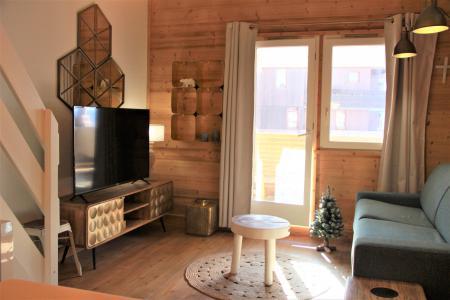 Location au ski Appartement 4 pièces 8 personnes (3/1) - Résidence le Bourg Morel G - Valmorel - Appartement