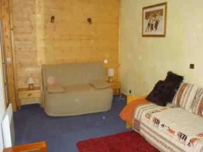 Location au ski Studio 2 personnes (23/2) - Résidence le Bourg Morel G - Valmorel - Appartement