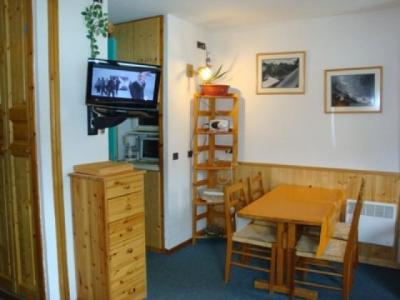 Location au ski Studio 4 personnes (179) - Residence Le Bourgeon - Valmorel