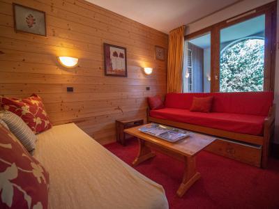 Location au ski Studio 4 personnes (003) - Résidence le Bourgeon - Valmorel