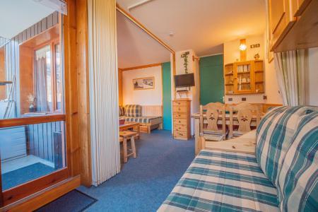 Location au ski Studio 4 personnes (009) - Résidence le Bourgeon - Valmorel