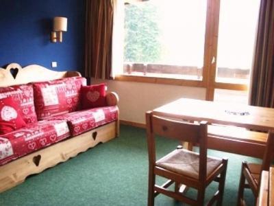 Location au ski Appartement 2 pièces 4 personnes (73) - Résidence le Cheval Blanc - Valmorel