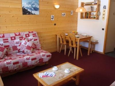 Location au ski Studio 3 personnes (33) - Résidence le Cheval Blanc - Valmorel