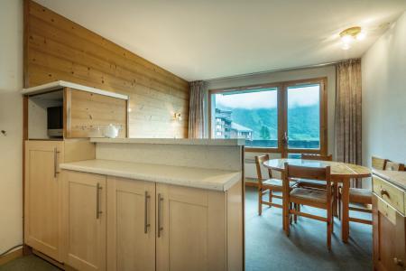 Location au ski Appartement 2 pièces 4 personnes (E08) - Résidence le Cheval Blanc - Valmorel