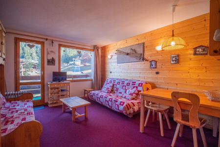 Location au ski Studio 3 personnes (C33) - Résidence le Cheval Blanc - Valmorel