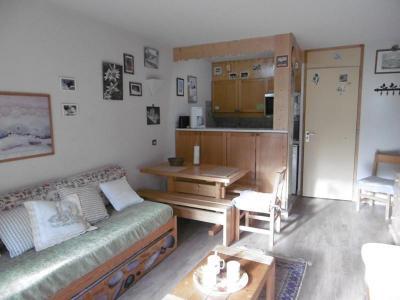 Location au ski Appartement 2 pièces 4 personnes (023) - Résidence le Cheval Noir - Valmorel - Canapé