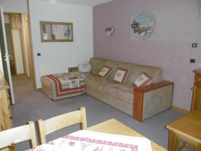 Location au ski Appartement 2 pièces 4 personnes (046) - Résidence le Cheval Noir - Valmorel - Séjour