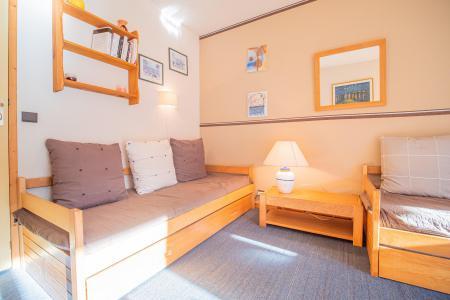 Location au ski Appartement 2 pièces 5 personnes (024) - Résidence le Cheval Noir - Valmorel - Banquette