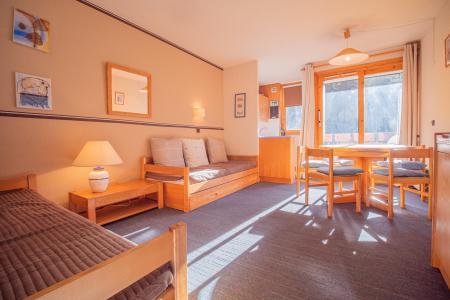 Location au ski Appartement 2 pièces 5 personnes (024) - Résidence le Cheval Noir - Valmorel - Séjour