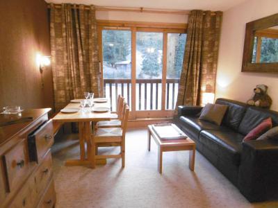 Location au ski Appartement 2 pièces 5 personnes (047) - Résidence le Cheval Noir - Valmorel - Séjour