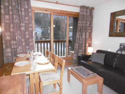Location au ski Appartement 2 pièces 5 personnes (047) - Résidence le Cheval Noir - Valmorel - Table