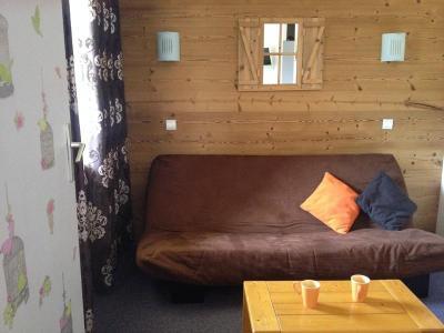 Location au ski Studio 3 personnes (016) - Résidence le Cheval Noir - Valmorel - Coin séjour