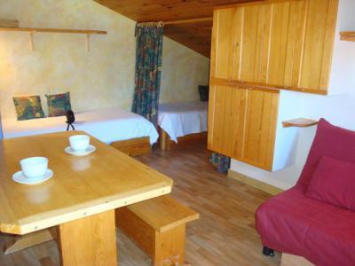 Location au ski Studio 3 personnes (051) - Résidence le Côté Soleil - Valmorel